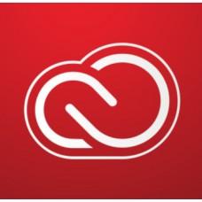 Adobe Creative Cloud 12kk Yksittäinen sovellus SaaS