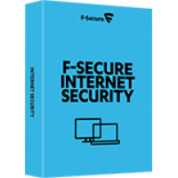 F-Secure Internet Security 1 PC, 1 vuosi, OEM