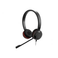 Jabra Evolve 30 II MS stereo - Kuuloke + mikrofoni - täysi koko - langallinen