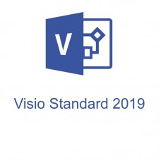 Microsoft Visio Standard 2019 ESD