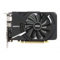 MSI GeForce GTX 1050 Ti AERO ITX 4G OCV1 Näytönohjain