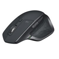 LOGITECH MX Master 2S Wireless Mouse - GRAPHITE - Bluetooth